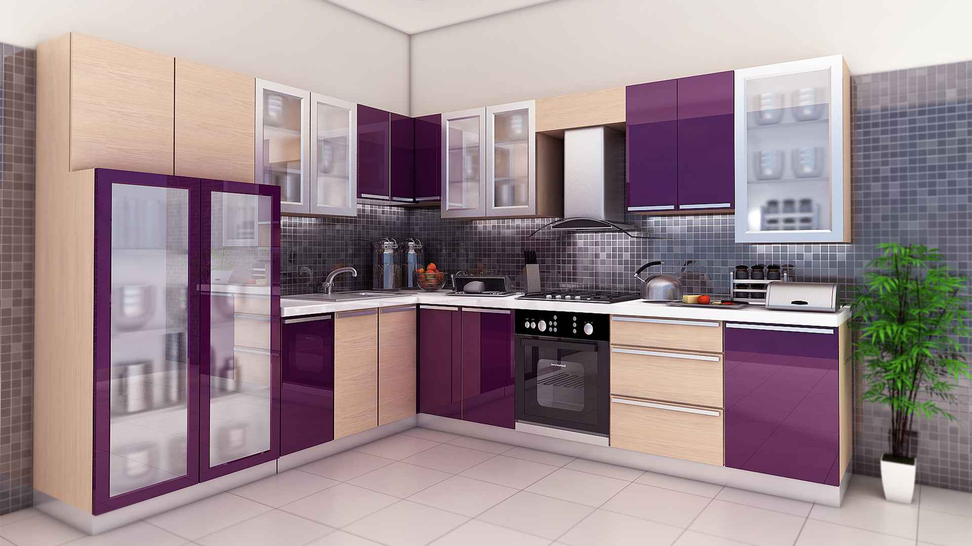 Modular Kitchen. Interiors ...
